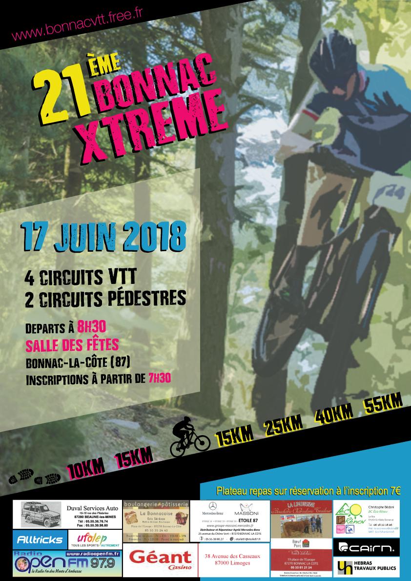 Bonnac-la-côte (87) - 21ème Bonnac Xtreme - 17 juin 2019 Xtreme_affiche_2018_web